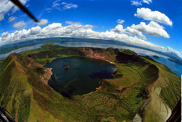 AN ISLAND, WITHIN A LAKE, IN A VOLCANO, IN A LAKE, ON AN ISLAND... http://t.co/CV2Zx48jJu http://t.co/flZ9LPETU5