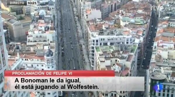 Programa 7x33 (20-06-2014): 'Wolfenstein: The New Order' BqhIk4aIMAAW_Tw