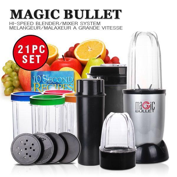 Magic Bullet Food Processor Blender Juicer