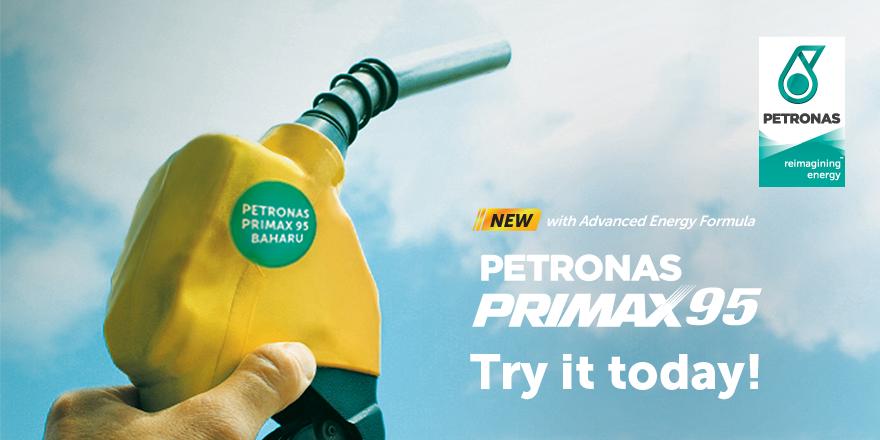 Life s like that!  Tak Semua Petrol Sama. Petronas Primax 95 dengan ... b90cc1b5b