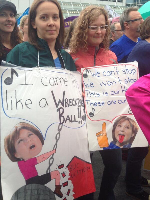 Apparently Miley Cyrus is an influence on these teachers. #cbc #bced http://t.co/bKK2HBUWbU
