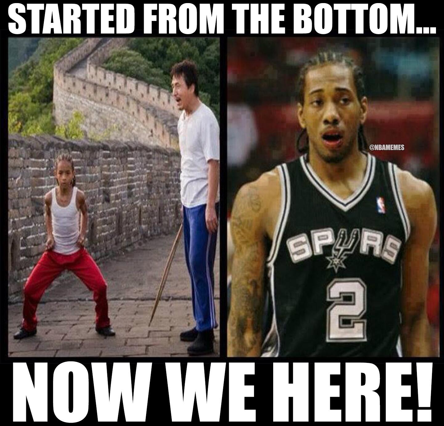 """NBA Memes on Twitter: """"Now we know the reason why Kawhi ..."""