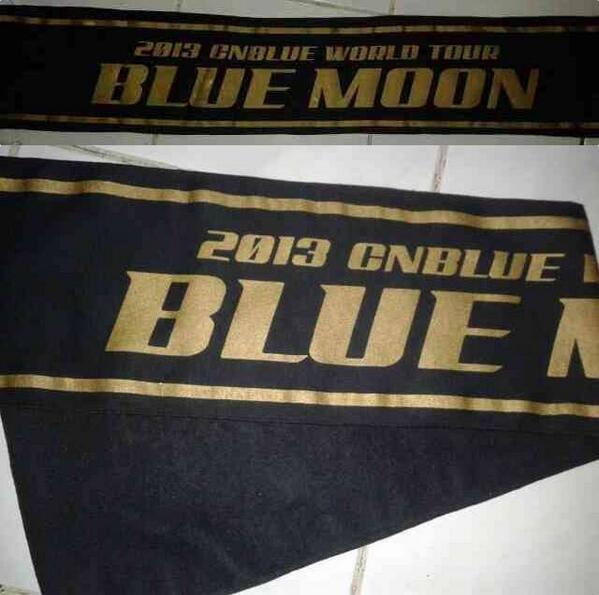 [HELP RT]CNBlue Blue Moon Concert Cheering Slogan 30.000 stock cek https://t.co/a7pbhN3EVq … https://t.co/MvLZiKAwAA