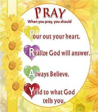 When you pray, you should ... http://t.co/8czNHJjznh