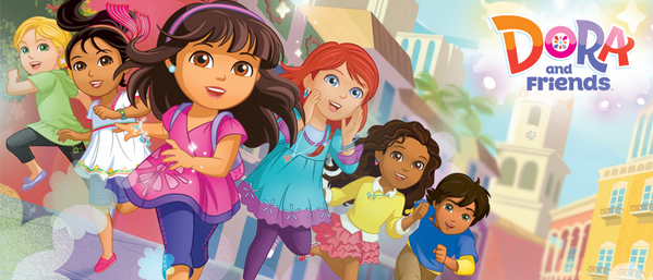Meet Dora's amazing group of friends in this brand new show coming this August to @NickelodeonTV! @DoraTheExplorer http://t.co/hM7XpiaqJK