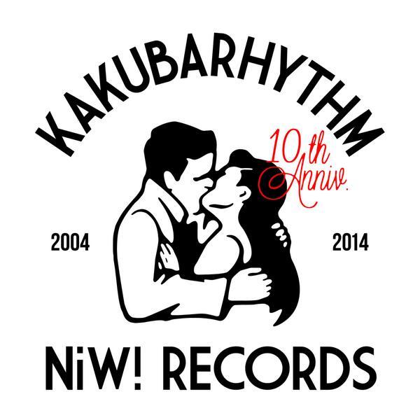 """【速報】#kakuniw 8/30(土)恵比寿LIQUIDROOMにて """"kakubarhythm meets Niw! Records 2014""""開催いたします!!http://t.co/v89y8zCqmg http://t.co/GwqrzjReSv"""