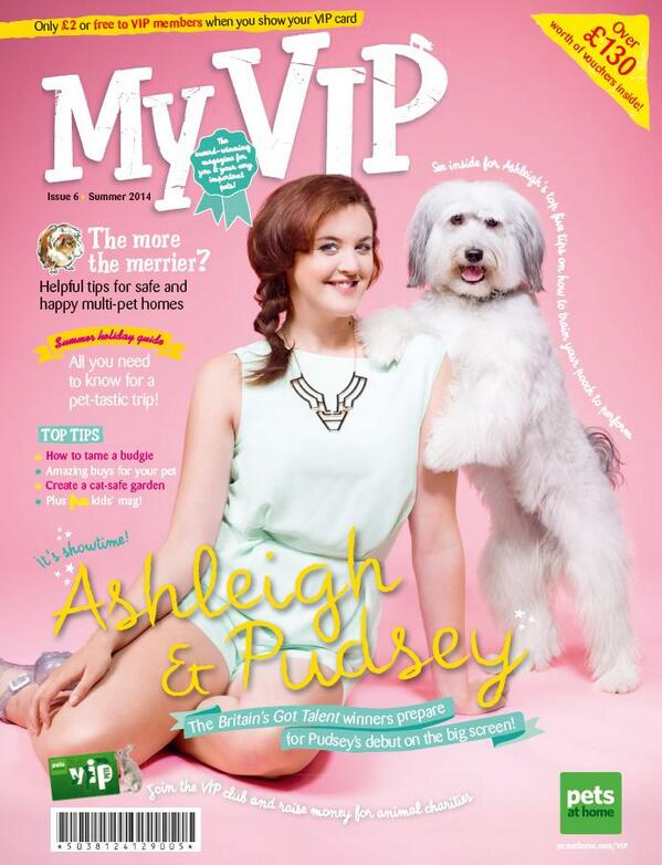 pets at home on twitter my vip magazine issue 6 is