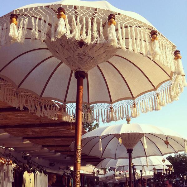 Eivissa style on twitter happy weekend weekend ibiza parasol umbrella happy sun zomer - Zon parasol ...