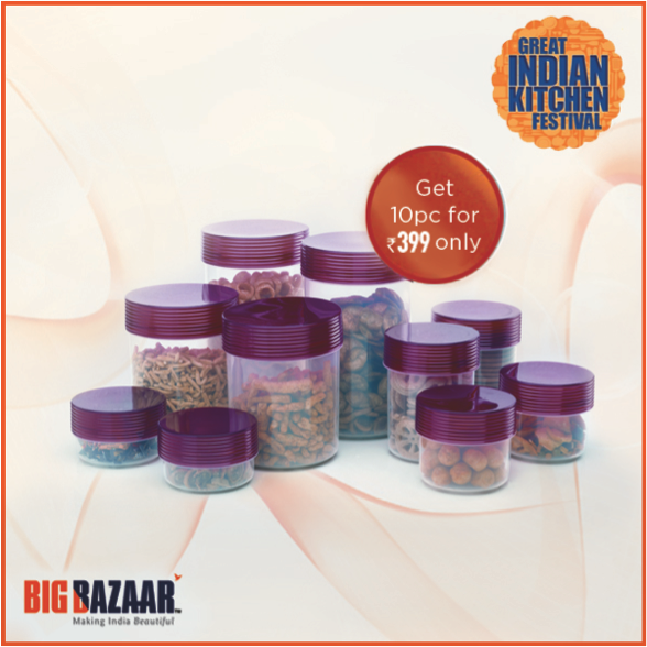 Big Bazaar On Twitter This Monsoon Your Namkeens And Biscuits Will