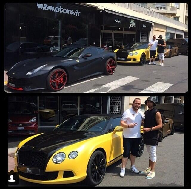 piero ms motors on twitter bentley continental gtc black and yellow by ms motors for layvin. Black Bedroom Furniture Sets. Home Design Ideas