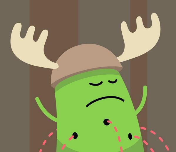 I should stop dressing up as a moose: http://t.co/yDgqq9y9AK http://t.co/qcTyBJLZjJ