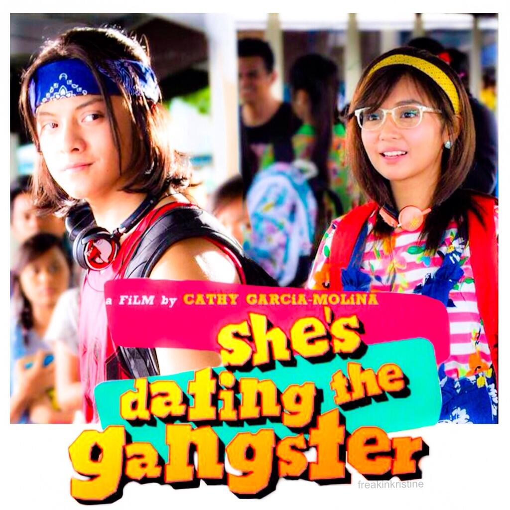 Shes dating the gangster last part of the large