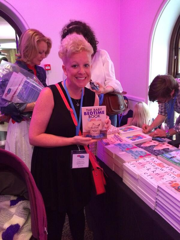 My #BabyBedtime book is for sale at #britmumslive -I'm a bit excited about that!Buy it and come find me I'll sign it! http://t.co/KeMAiyF95V