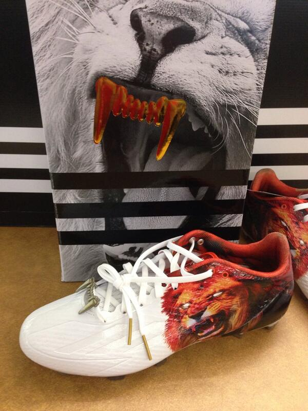 The best to ever do it @adidasfballus #snoopcleat #teamadidas http://t.co/AJwQRpe1Cn