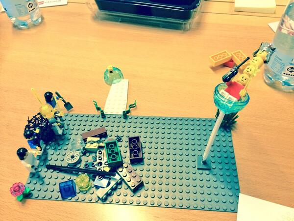 Thx #IDCdk @LEGO_Education for a great workshop: got a clearer vision of the learning concepts I am developing http://t.co/K9ZmWRP5eb