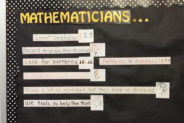 Found this in an elementary school classroom today. Best simple description of math I've ever seen. http://t.co/xtDBulgcdY