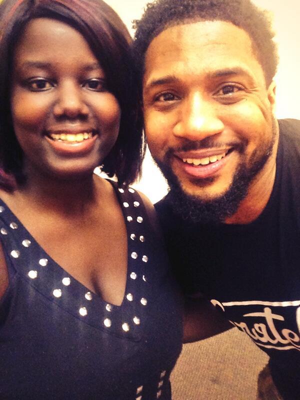 Finally met @truthonduty !!!! #selfie #stopthefuneral @StoptheFuneral !!!! Yaassss !!! @MixedBagEnt http://t.co/ub18zwyLMG