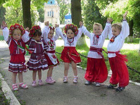 Марш в вышиванках прошел в центре Одессы - Цензор.НЕТ 2875