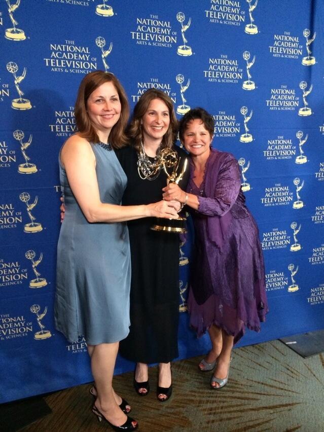 Congratulaaaations  to SuperSoulSunday team. We just won an Emmy! http://t.co/fRAutFiOvc