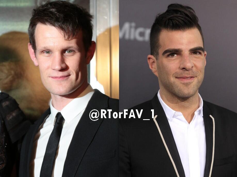 Twitter / RTorFAV_1: REQUESTED RT for Matt Smith ...