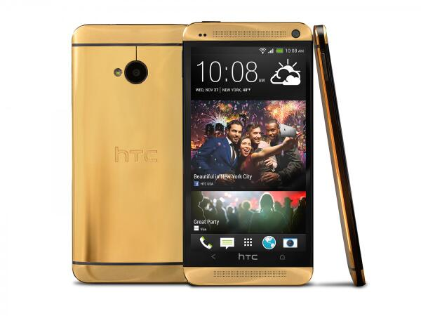 To celebrate the #HTCOne winning 'Best Phone of 2013' we are giving away one in 24ct REAL Gold. FOLLOW and  RT to win http://t.co/KnQXnaguGk