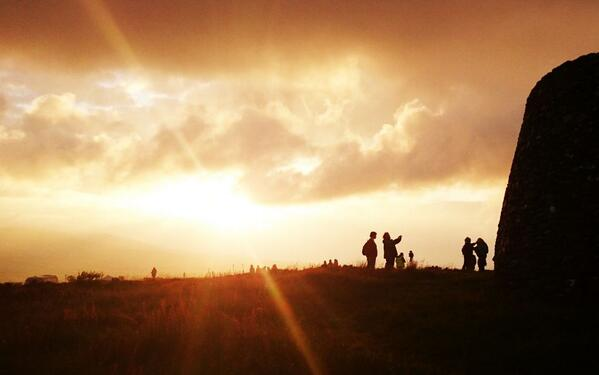 Summer Solstice... @Feile_Grianan http://t.co/iCisLD497H