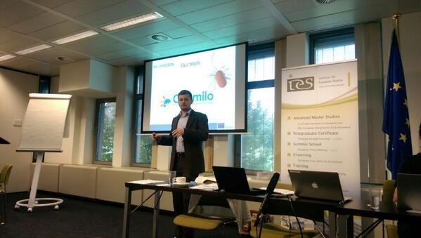 #inotles @silviupiros talks us through the online training technology we'll be using for next 6 mths http://t.co/zfpUapJndj
