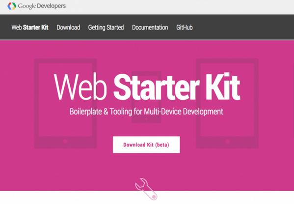 Web Starter Kit, el Bootstrap de Google ya está aquí  http://t.co/iJ9JCFez3S http://t.co/9GaW3coCmE
