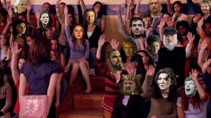 Twitter / GoT_Tyrion: Raise your hand if you've ever ...