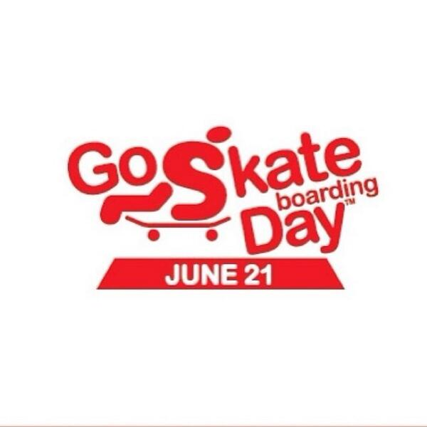 Happy #goskateboardingday to all my Tweeps & InstaPeeps. I'll be at the @a2skatepark all day. Come skate! Demo @4... http://t.co/uraTDoPveY