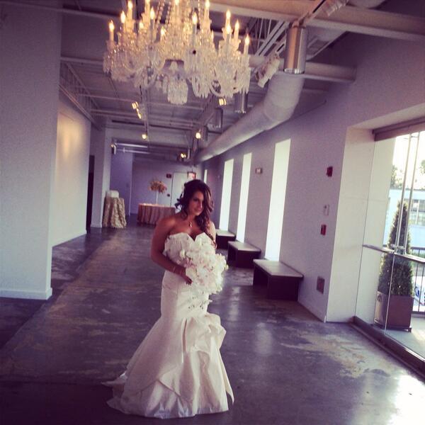 Фото свадьбы Кейтлин