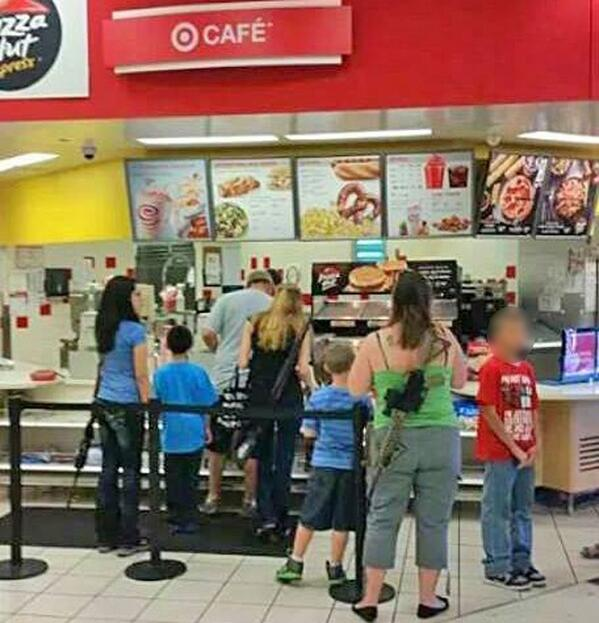 I'll repeat: @Target, I WILL NOT shop at your stores until you can guarantee my children won't  face THIS: #offtarget http://t.co/K8DxZ6nObB