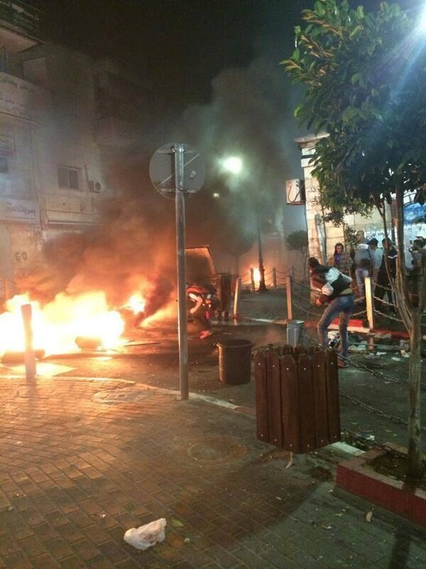 ramallah burns