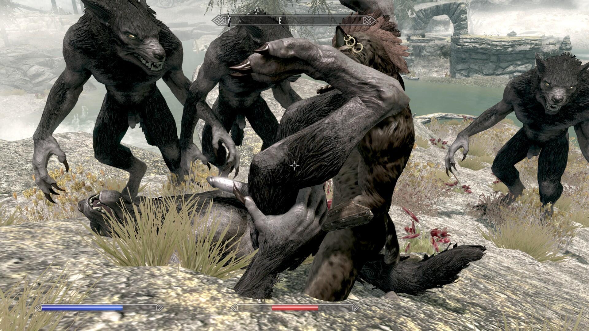 sexlab werewolves
