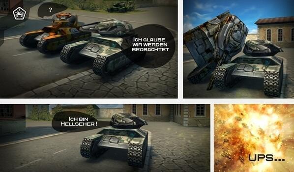 tanki online bester panzer