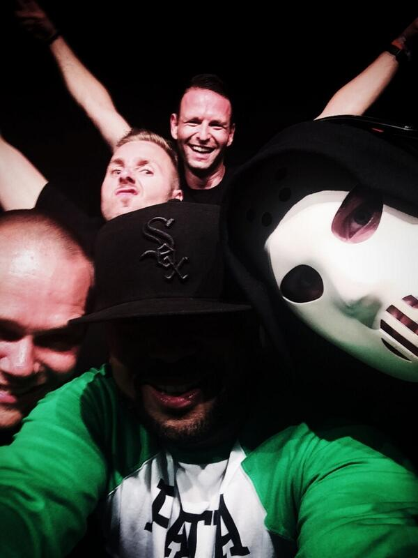 Good times at @dreamfields2014… #supremeteam @thaplayah @outblast @dj_angerfist @EvilActivities @MCThaWatcher http://t.co/0DIvToLZpw
