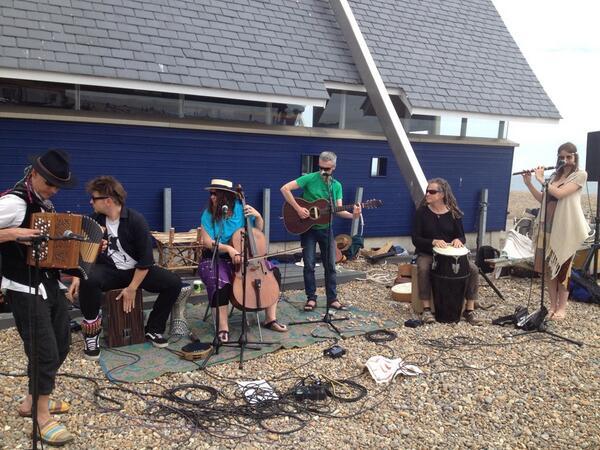 #musicircus Aldeburgh http://t.co/q5t1sgjl3w