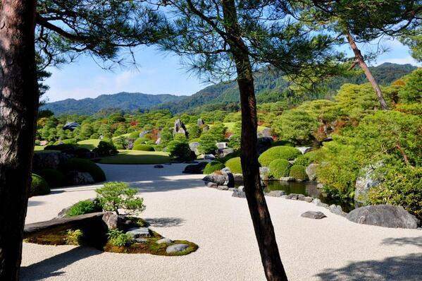 足立美術館 - Adachi Art Museum (Shimane) https://t.co/k8pDtnYCBN