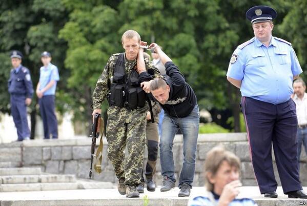 """Меркель и Олланд призвали Путина поддержать мирный план Порошенко: """"Все стороны конфликта должны прекратить насилие"""" - Цензор.НЕТ 5223"""