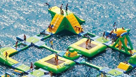 Ruben Moreno On Twitter Miaminewtimes Jungle Island Debuts Water Park With Obstacles And Trampolines Http T Co 9vs9ucy7he Vey9luz2fh