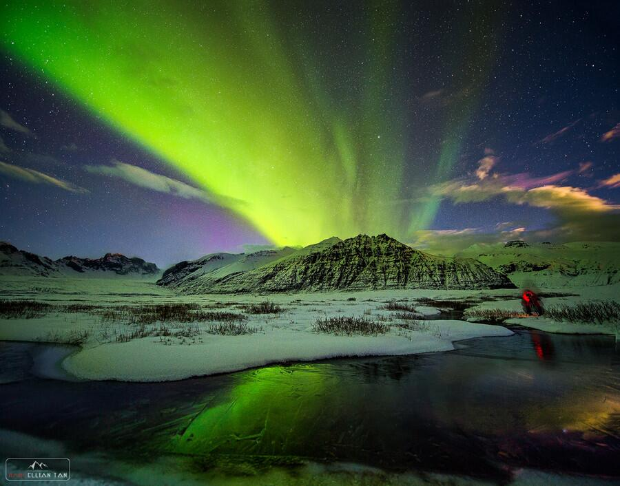 Twitter / ZaibatsuPlanet: Northern Light by marcellian ...