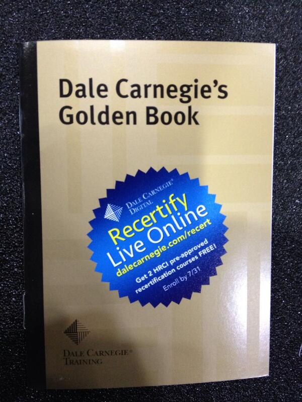 Golden Book Dale Carnegie Free Download