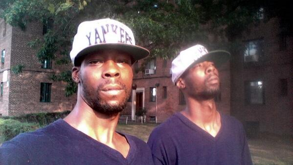 The BIG #BLUE TWINS Moving Up Through The #NorthSide Of PARKCHESTER! The Bronx NYC! E Tremont Ave. Elm Dr. Pine Dr.