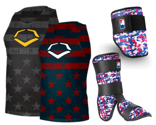 Evoshield On Twitter New Release Fresh America Tanks And Red