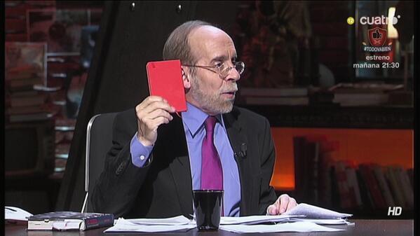 Enrique de Vicente (Cuarto Milenio) se mete a árbitro - Off ...