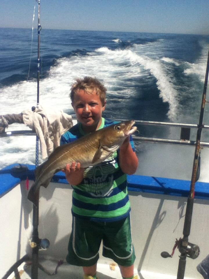 Jackson nicoll tek ncll twitter for Al gauron fishing