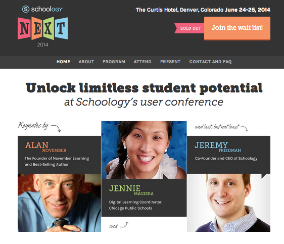 Packing tonight for tomorrow's journey to @Schoology 's NEXT 2014 in Denver, CO #NEXT14 http://t.co/LdHnBL0ykj