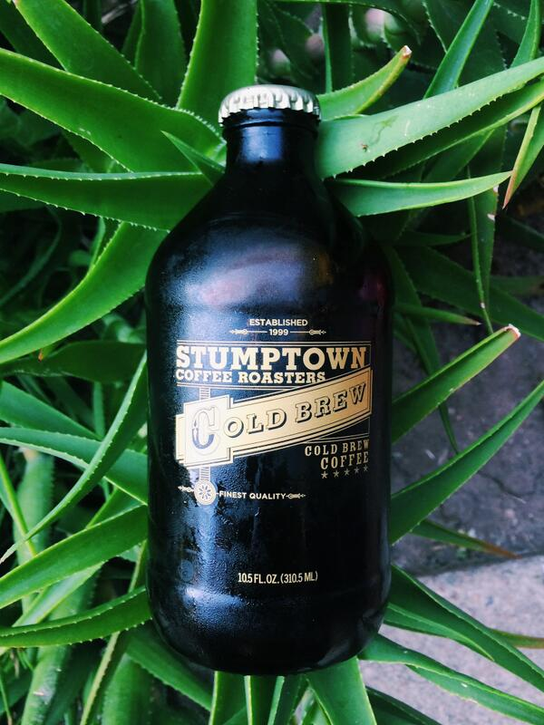 summer x @stumptowncoffee cold brew // http://t.co/pcFE27csJa