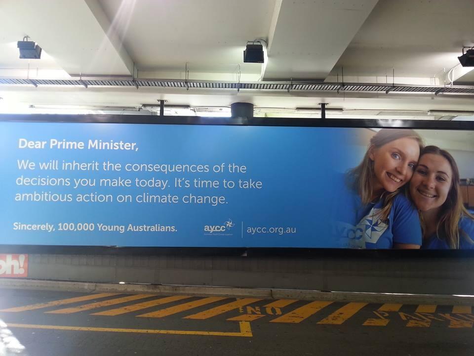 Twitter / AYCC: Hey @TonyAbbottMHR, 100,000 ...