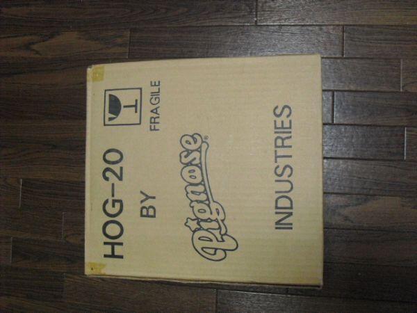 pignose HOG-20 箱のみ 手渡し希望  締め切り迫る!  よかったらチェックしてみてくださいね ☆   終了日時: 6月 23日(月) 22時 11分  ヤフオクqpmpg295で検索 http://t.co/uIS8gguNPl